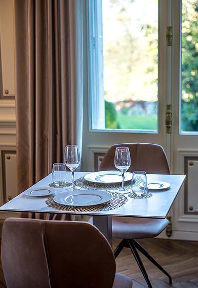 La Table du Château Gratien - particulier