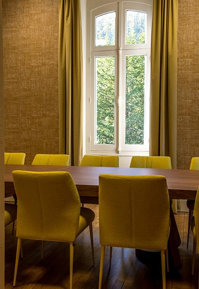 La Table du Château Gratien - reunion