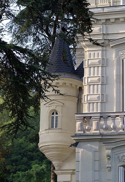 La Table du Château Gratien - Illustration